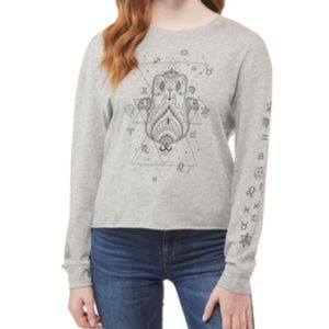 NEW Rebellious One Hamsa Tee